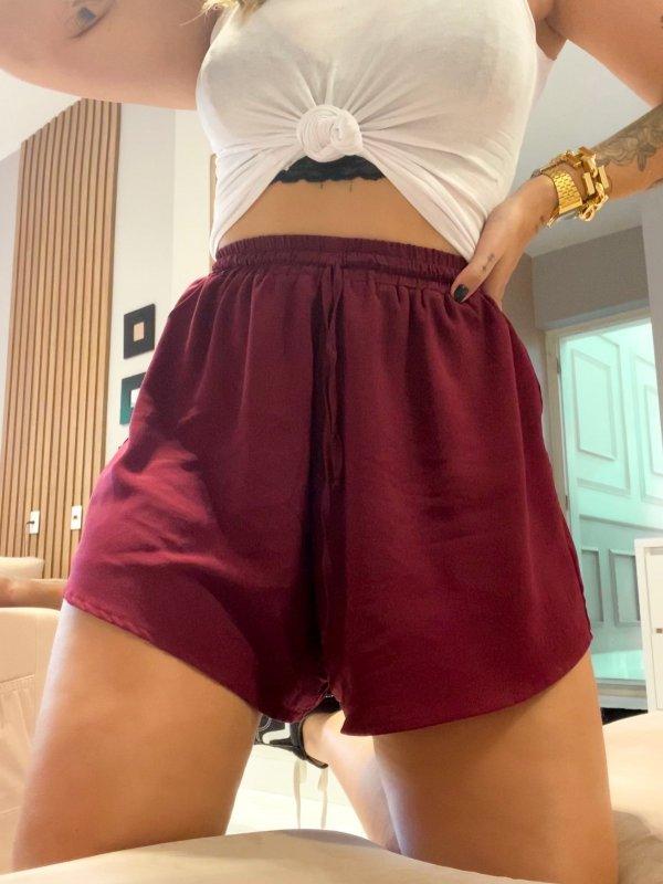 Shorts Olívia Vinho