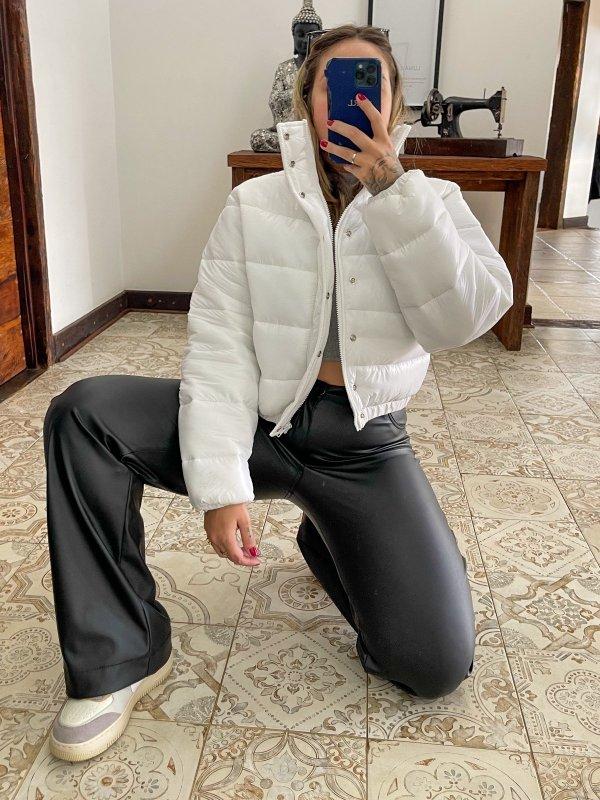 Puffer Jacket Branca