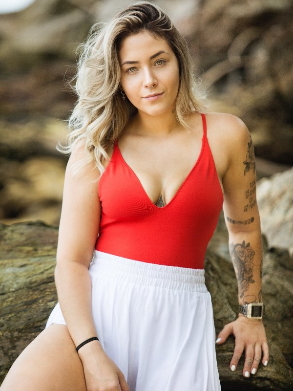 Body Aruba Vermelho -main