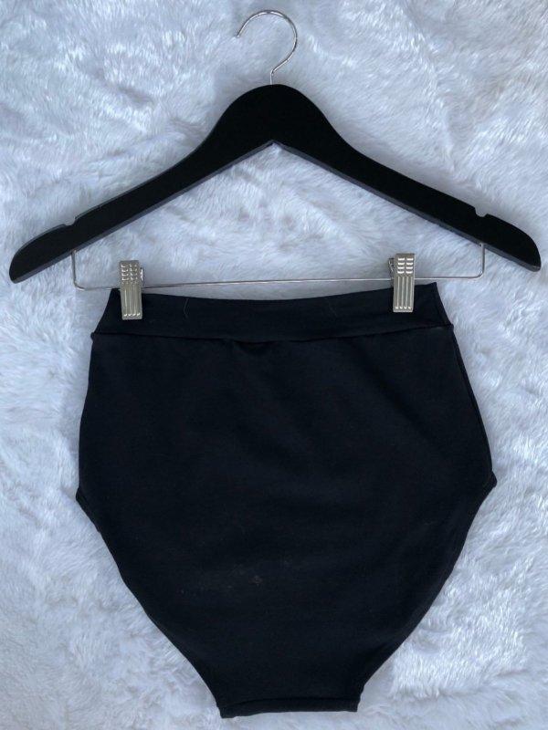 Hot Pants Preta