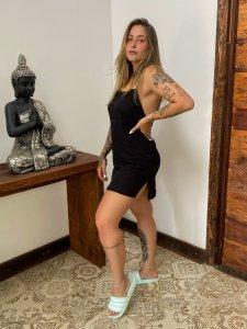 Vestido Lari Preto-5