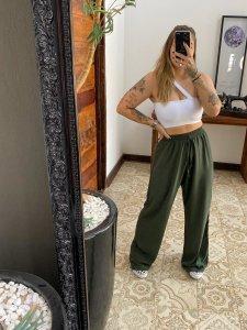 Calça Anita Militar-2