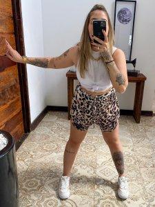 Shorts Olívia Onça-4