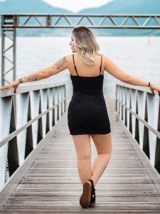 Vestido Mikonos Preto-2