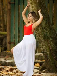 Body Aruba Vermelho -4