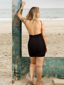 Vestido Santorini Preto-2