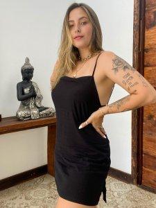 Vestido Lari Preto-6