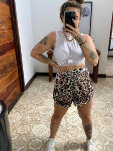Shorts Olívia Onça-3